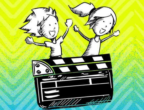 Caleidoscopio Cineclub para niños y niñas