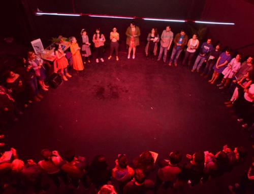 Por confirmar | Diálogos en torno al teatro a partir de la pandemia